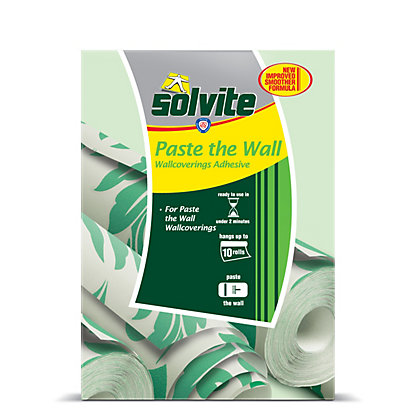 Image for Solvite Paint The Wall Flake Adhesive - 10 Roll from StoreName