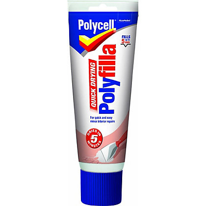 Image for Polycell Quick Dry Polyfilla - 330g from StoreName