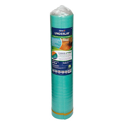 Image for Vitrex 3 Star Damp Proof Underlay - 10 sq m from StoreName