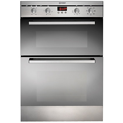 Image for Indesit FIMD E 23 IX S Built-in Single Oven - Stainless Steel from StoreName