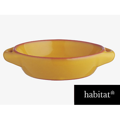 Image for Habitat Small Terracotta Tapas Dish from StoreName