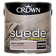 Crown Fashion For Walls Plum - Suede Matt Emulsion Paint - 2.5L