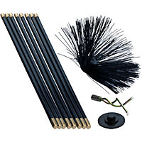Drain Cleaning Set