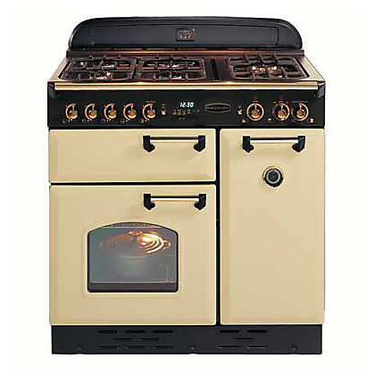 Image for Rangemaster Classic 72750 90cm Dual Fuel Cooker - Cream & Chrome from StoreName
