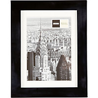 Black Gloss Photo Frame - 8 x 10in