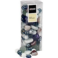 Box of Mixed Marbles