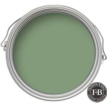 Image for Farrow & Ball Eco No.81 Breakfast Room Green - Exterior Matt Masonry Paint - 5L from StoreName