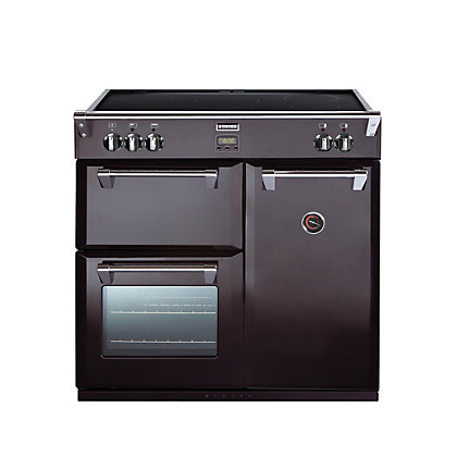 Image for Stoves Richmond 900Ei Electric Range Cooker - Black from StoreName