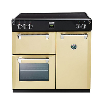 Image for Stoves Richmond 900Ei Electric Range Cooker - Champagne from StoreName