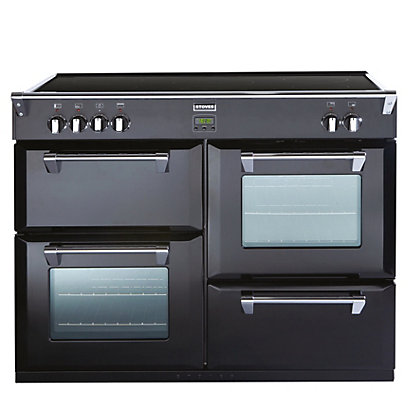 Image for Stoves Richmond 1000Ei Electric Range Cooker - Black. from StoreName