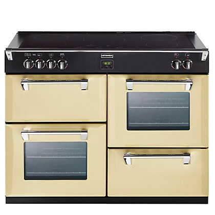 Image for Stoves Richmond 1000Ei Electric Range Cooker - Champagne from StoreName