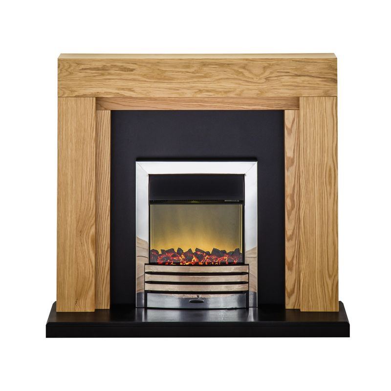 fireplaces available from. Black Bedroom Furniture Sets. Home Design Ideas