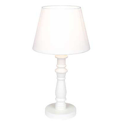 Image for Exmoor Table Lamp - White - 40cm from StoreName