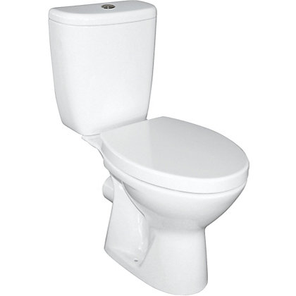 Image for Bartley Close Coupled Toilet Complete from StoreName