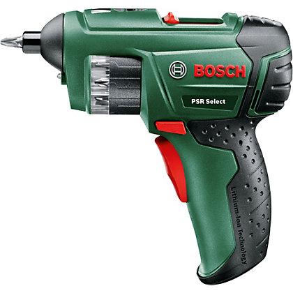 Image for Bosch PSR Select 3.6V Screwdriver from StoreName