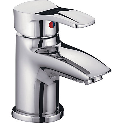 Image for Bristan Capri Eco Click Mono Basin Mixer Tap from StoreName