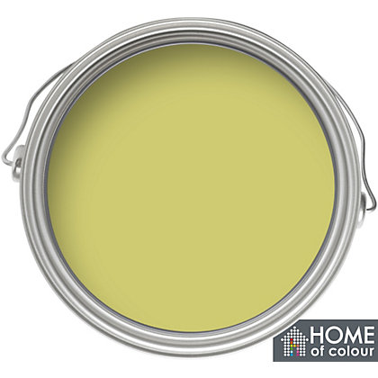 Image for Home of Colour Just One Coat Fresh Lime - Matt Emulsion Paint - 75ml from StoreName
