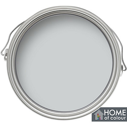 Image for Home of Colour Kitchen and Bathroom Silver Mist - Matt Emulsion Paint - 75ml from StoreName