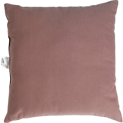 Image for Pin Rib Cushion - Mocha - 50 x 50cm from StoreName
