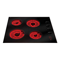 Matrix Four Zone Ceramic Hob Frameless - MHC001FR