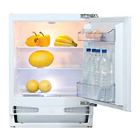 Matrix Integrated 60Cm Under Counter Larder Fridge - MFU200 - Rated A+