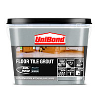 Unibond Ready Mixed Floor Grout Grey - 3.75kg