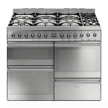 Image for Smeg Multifunction Symphony Range Cooker - SYD4110 from StoreName
