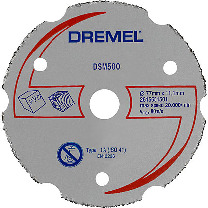 Image for Dremel DSM20 Multipurpose Cutting Wheel from StoreName
