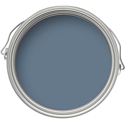 Image for Home of Colour Feature Wall Blue Slate - Matt Emulsion Paint - 1L from StoreName