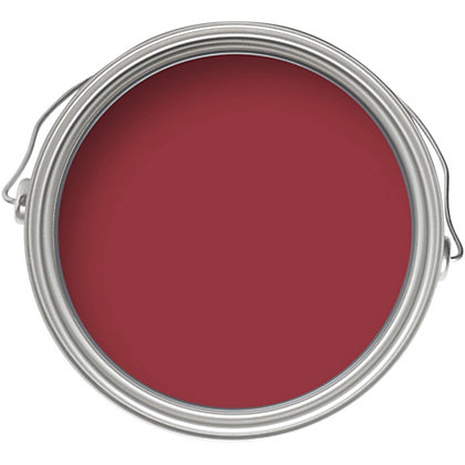 Image for Home of Colour Feature Wall Cosy Cranberry - Matt Emulsion Paint - 1L from StoreName
