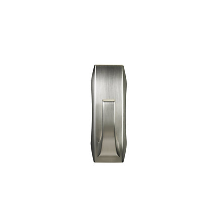 Image for 3M Command  Satin Nickel Metal Bath Hook from StoreName