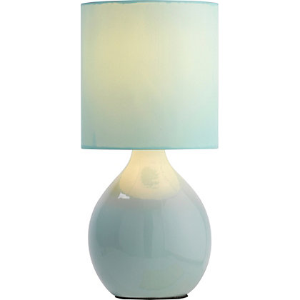 Image for ColourMatch Ceramic Table Lamp - JellyBe from StoreName