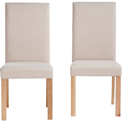 schreiber constable pair stone fabric chairs. Black Bedroom Furniture Sets. Home Design Ideas