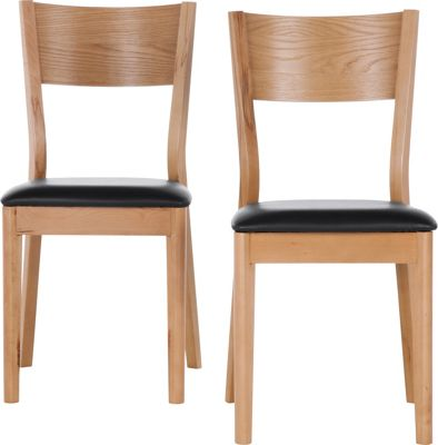 Homebase Hygena Emmett Wooden Pair of Dining Chair : 098326RZ001largeampwid800amphei800 from www.myhomeneedsthat.com size 800 x 800 jpeg 44kB