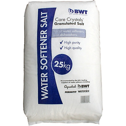 Image for BWT Water Softener & Dishwasher Granulated Salt - 25Kg from StoreName