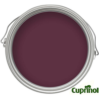Image for Cuprinol Garden Shades Summer Damson - 2.5L from StoreName