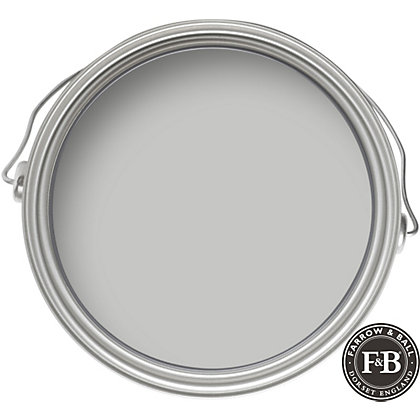 Image for Farrow & Ball Eco No.88 Lamp Room Gray - Exterior Eggshell Paint - 2.5L from StoreName