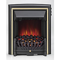 Daytona SE Electric Inset Fire - Black