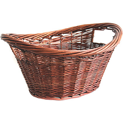 Image for Oval Log Basket from StoreName