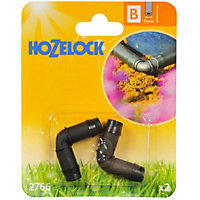 Hozelock Elbow Connector - 90 Degree - 13mm