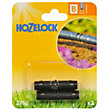 Hozelock Plastic Straight Connector - 13mm