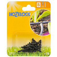 Hozelock Plastic T Piece for Automatic Watering System - 4mm