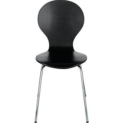 Image for Bistro Chair Black from StoreName