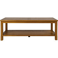 Hygena Cucina Coffee Table - Oak