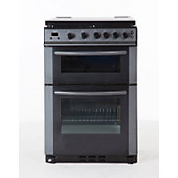 Bush AG66TA Gas Cooker- Anthracite/Exp Del.