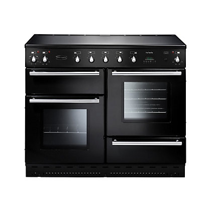 Image for Rangemaster 64370 Toledo 110cm Range Cooker - Gloss Black from StoreName