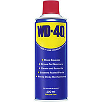 WD40 New Bigger Can - 200ml