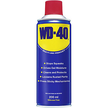 Image for WD40 New Bigger Can - 200ml from StoreName