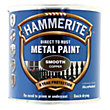 Hammerite Copper - Exterior Smooth Metal Paint - 250ml