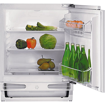 Image for CDA FW223 Integrated Under Counter Larder Fridge from StoreName